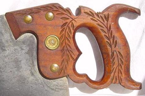 No. 12 Saw Handle, 1920's