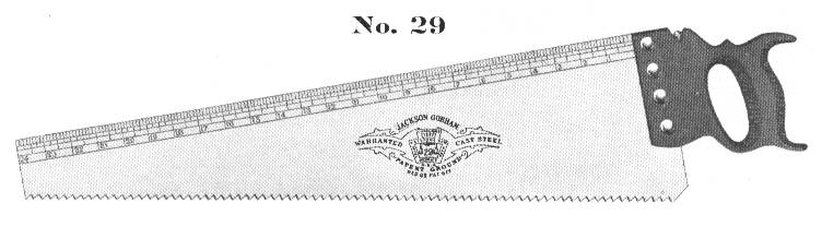 No. 29 1911 Catalog Illustration
