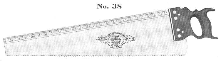 No. 38 1911 Catalog Illustration