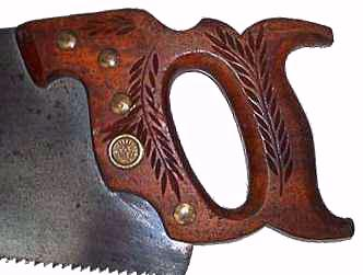 Circa 1927 D-23 Handle with Web on the top