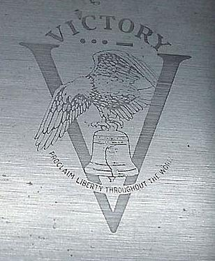 Victory etch