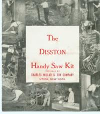 Disston Handy Saw Sales Brochure -- Click see a full-sized version